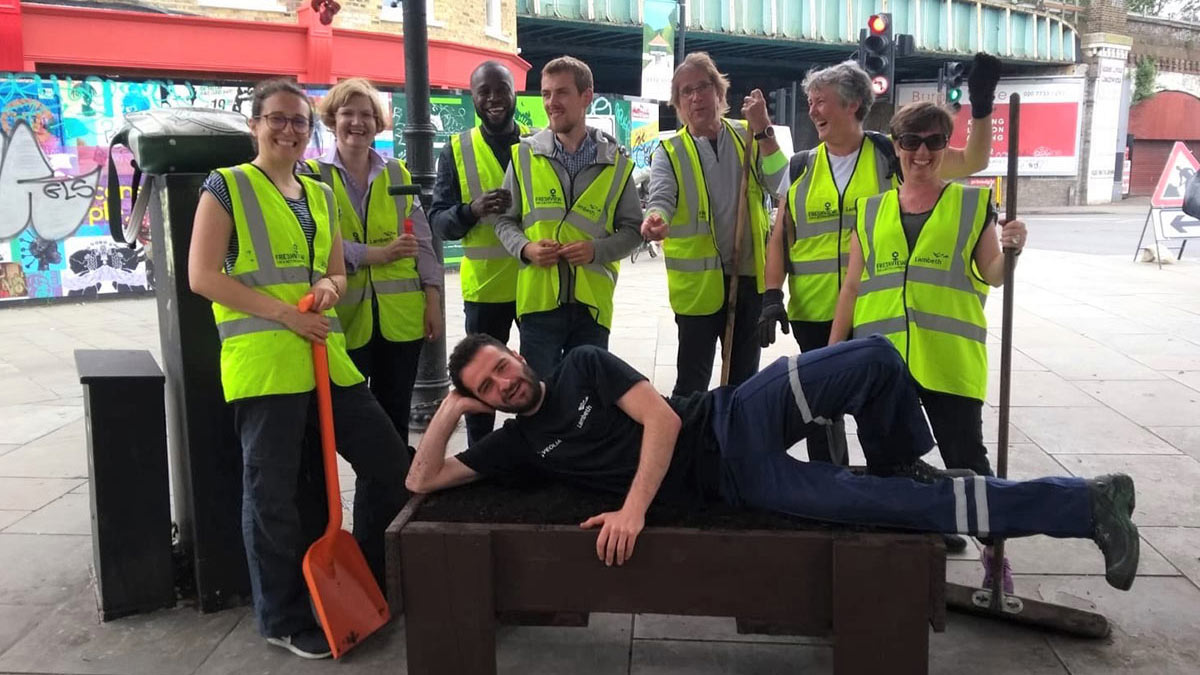 Herne Hill Forum - volunteers