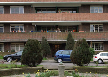 Dorchester Court, Herne Hill
